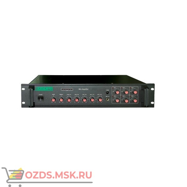 DSPPA MP-1010P Настольное оборудование