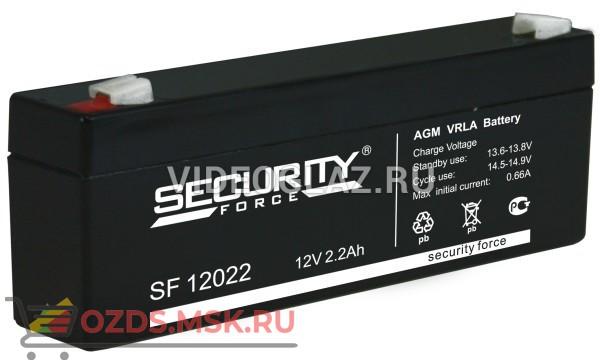 Security Force SF 12022 Аккумулятор