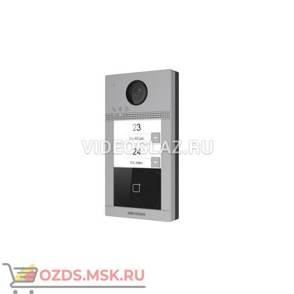 Hikvision DS-KV8213-WME1 Вызывная панель IP-домофона