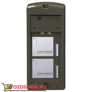 VIZIT БВД-306CP-2 Вызывная панель видеодомофона