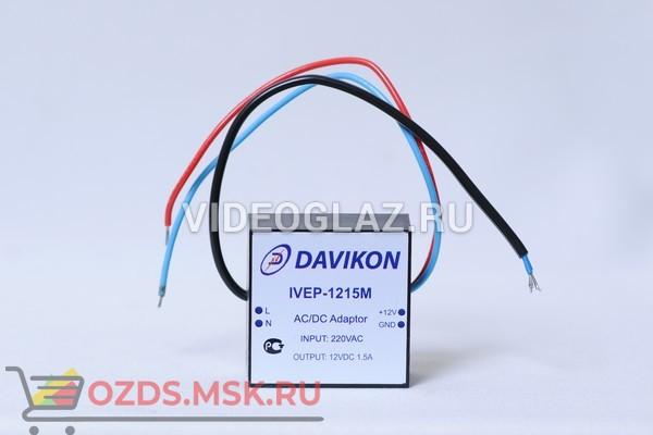 Давикон IVEP-1215M Источник питания до 12В
