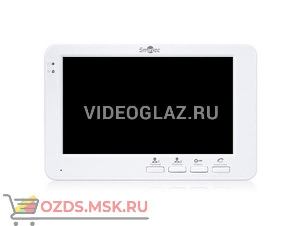 Smartec ST-MS107-WT Монитор видеодомофона