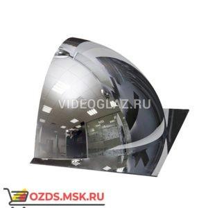 DL 12 купольного сферического зеркала, 600 мм с внешним напылением без канта Зеркало сферическое обзорное