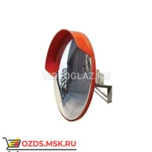 DL Зеркало 800 мм универсальное, с козырьком Дорожное зеркало