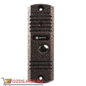Optimus DS-700L(медь) Вызывная панель видеодомофона