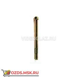 Анкерный болт 12х129мм с гайкой для крепления делиниатора Крепежный элемент