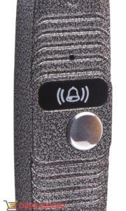 JSB-Systems JSB-V05M PAL(серебро) 600 твл Вызывная панель видеодомофона