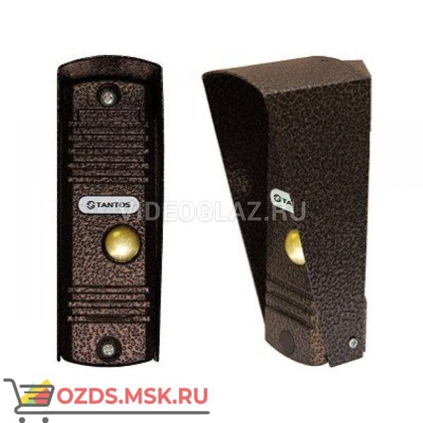 Tantos Walle + (медь) Вызывная панель видеодомофона