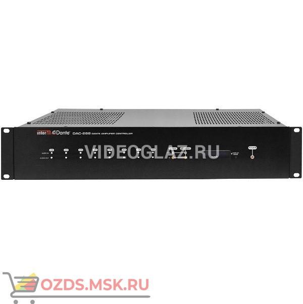 Inter-M DAC-288 Дополнительное оборудование