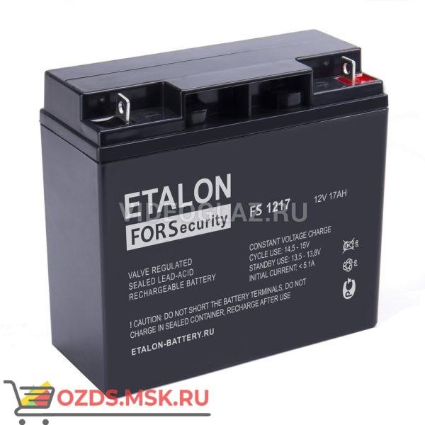 ETALON FS 1217 Аккумулятор