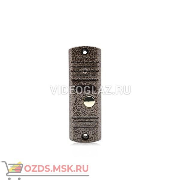J2000-DF-АДМИРАЛ AHD (медь) Вызывная панель видеодомофона
