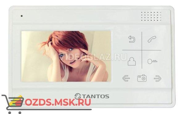 Tantos LILU SD Монитор видеодомофона с памятью