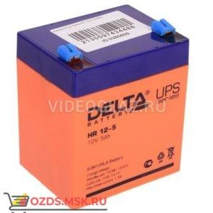 Delta HR 12-5 Аккумулятор