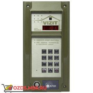 VIZIT БВД-N201FCP Вызывная панель видеодомофона