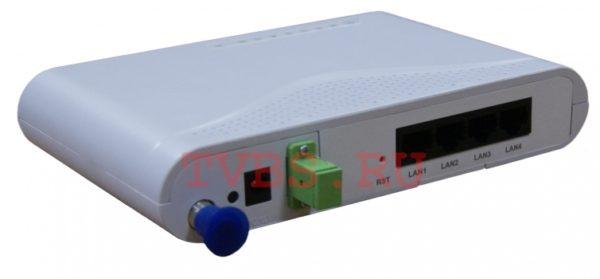Абонентский терминал ONT GEPON - ES3200-C TVBS