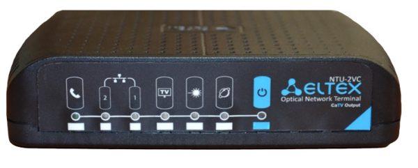Абонентский терминал ONT GPON - NTU-2VC ELTEX