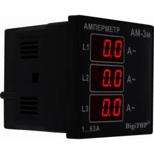Амперметр Ам-3м
