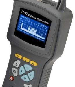 Анализатор сигналов DVB-S/S2 ИТ-12К ПЛАНАР