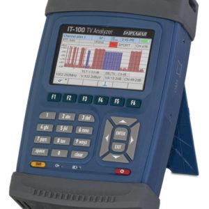 Анализатор ТВ сигналов мультисистемный ИТ-100 ПЛАНАР