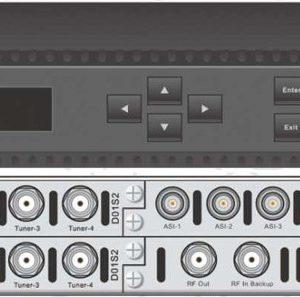 Базовое шасси DCP-3000MF PBI (без БП)