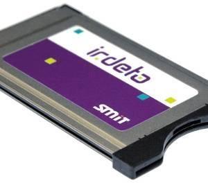 CAM модуль Irdeto DUAL SMiT