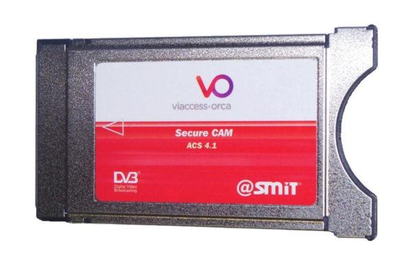 CAM модуль Viaccess DUAL Secure CAM ACS 4.1 SMiT