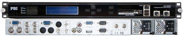 Цифровой ресивер H.265/HEVC 4K/HD - DCH-6000P-T2/C PBI