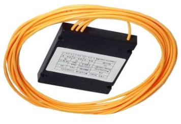 Делитель оптический 1х3, SM, равномерный, 1310/1550нм, 1м, 3.0 мм