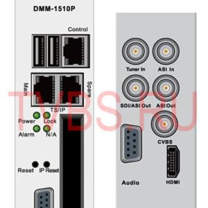 Эфирный/кабельный приемник IRD HD/SD с ASI/MUX - DMM-1510P-22T2/C PBI