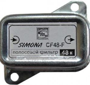 Фильтр полосовой CF48-182F SIMONA