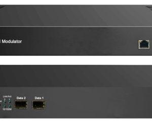 IP-QAM модулятор на 32 TS с MUX/SCR  - NDS3332 Dexing