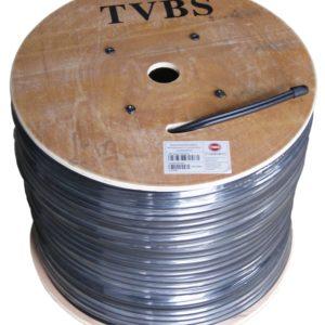 Кабель коаксиальный RG11 с тросом F1190BVM-CU TVBS