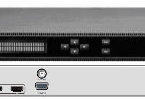 Кодер 4xH.264/MPEG-2 SD/HD с 4*HDMI/IP/модулятор DVB-C - DXP-8000EM-42HC PBI