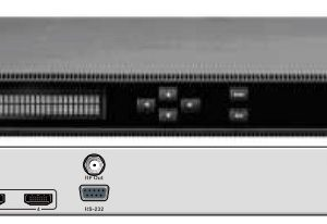 Кодер 4xH.264/MPEG-2 SD/HD с 4*HDMI/IP/модулятор DVB-T2 - DXP-8000EM-42HT2 PBI