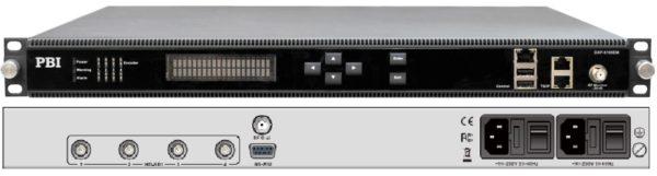 Кодер 4xH.264/MPEG-2 SD/HD с 4*SDI/IP/модулятор DVB-C - DXP-8000EM-42SC PBI