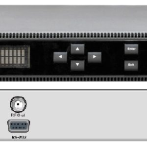 Кодер 4xH.264/MPEG-2 SD/HD с 4*SDI/IP/модулятор DVB-T2 - DXP-8000EM-42ST2 PBI