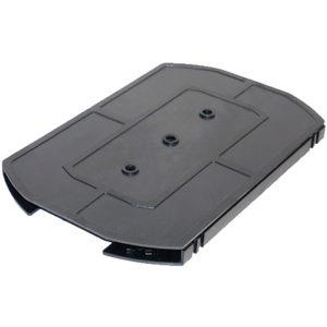 Крышка черная непрозрачная для сплайс-пластины КУ-01
