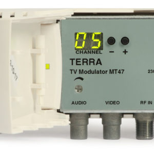 Модулятор MT47 TERRA