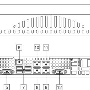 Мультиплексор Stream Multiplex 2x4