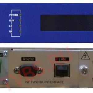 Оптический передатчик 1310нм 10мВт - OT8610SQ TVBS