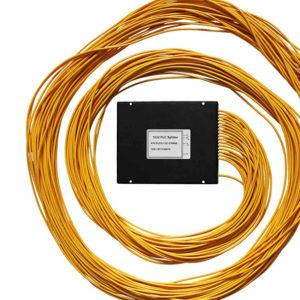 Ответвитель оптический 1х32, PLC, SM, равномерный, 1310/1550нм, 1м, 3.0мм