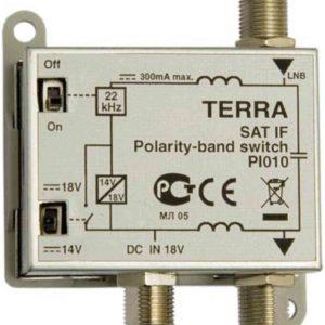Переключатель поляризации/диапазона PI010 TERRA