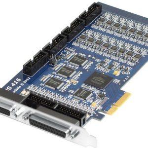 Плата многоканального ввода AV сигналов Stream MS416