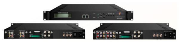 Приемник 2xDVB-T2/2xCI -> декодер 4*CVBS/IP/ASI - NDS3564C Dexing