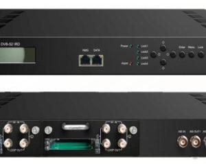 Приемник 4-канальный DVB-S2/CI с IP/ASI - NDS3575 Dexing