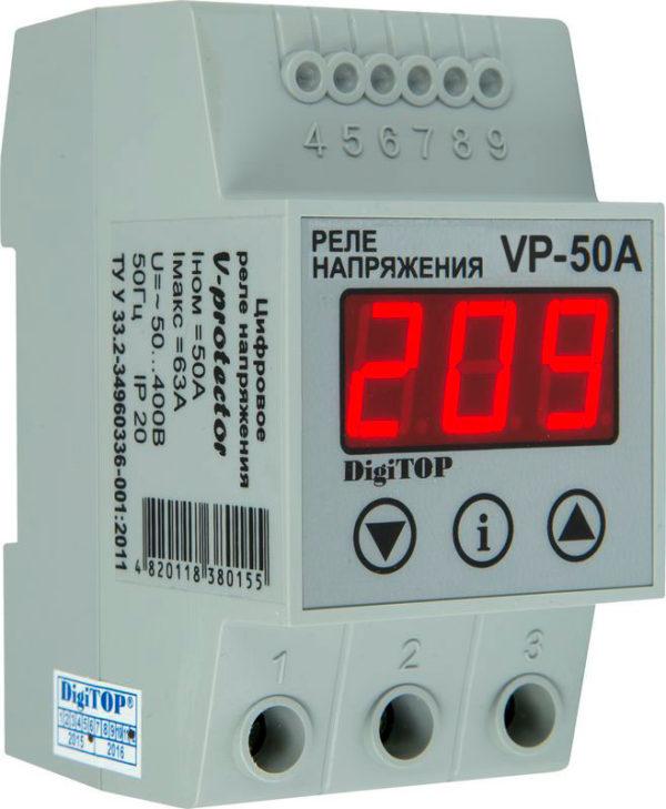 Реле напряжения VP-50A