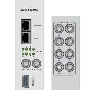 Ремультиплексор с ASI - DMM-1400MX-30 PBI