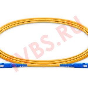 Шнур монтажный Simplex FС/UPC - FC/UPC, SM, 1м, 3.0мм