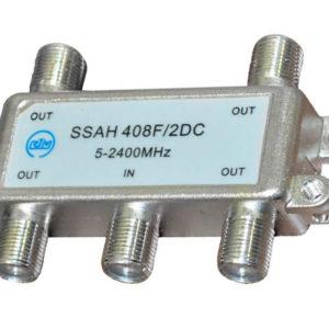 Сплиттер SSAH 408F/2DC RTM