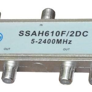 Сплиттер SSAH 610F/2DC RTM